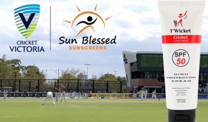 CV partners with Sun Blessed Sunscreens